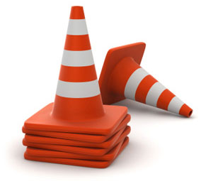 construction-cones