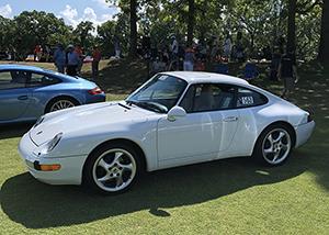 Porsche Parade, Concours d Elegance, July 2018