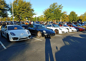First Settlers Region : Cars and Coffee, November 2018