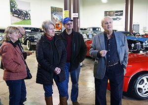 Pocono Region : Car Collection Tour, January 2019