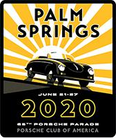 2020 Porsche Parade