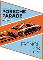2021 Porsche Parade